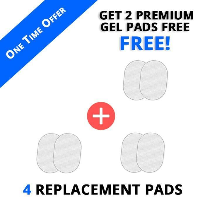Hips Trainer - 6 Gel Pads - One Time Offer