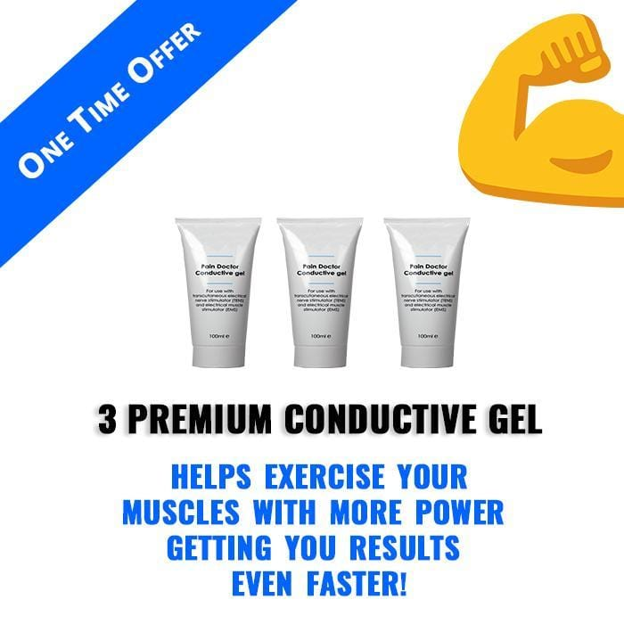 3 Conductive Gel - One Time Offer