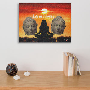 buddhist wall art