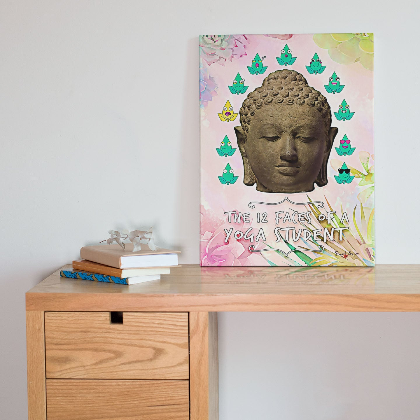 emotions during yoga practice art