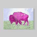 pink buffalo wall decor