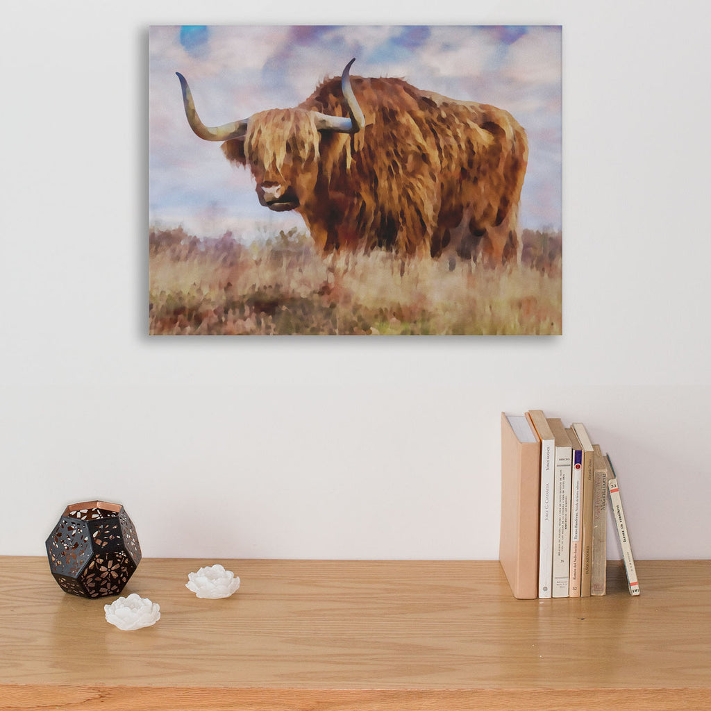yak wall art