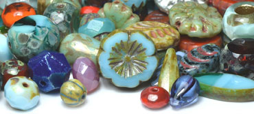 Czech glass trunk show! Dec. 6-7