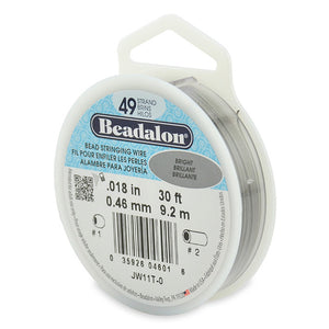 49-18 Beadalon stringing wire