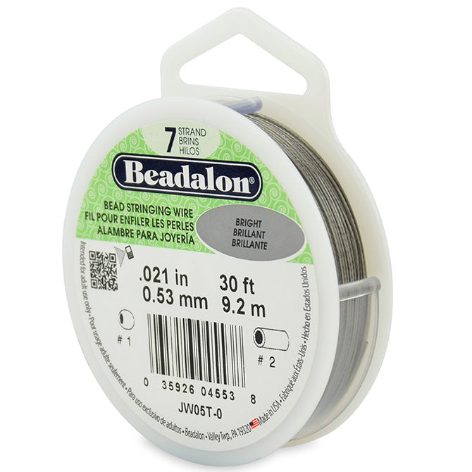 7-21 Beadalon stringing wire