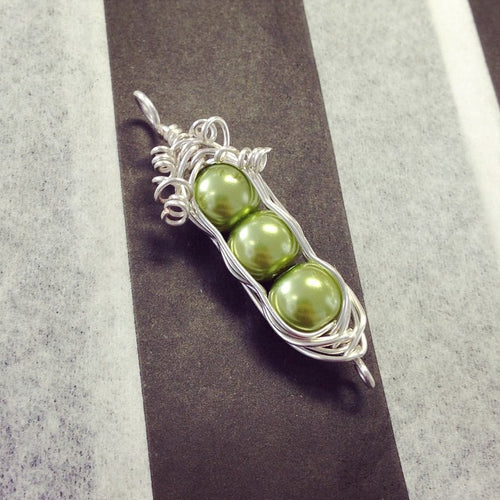 Peas in a pod class, Thursday 1/26, 6-8pm