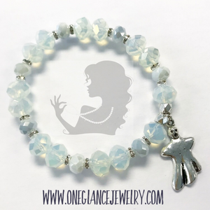 Ghost stretch bracelet KIT