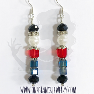Earrings, Nutcracker