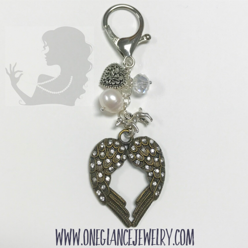 Remembered purse dangle