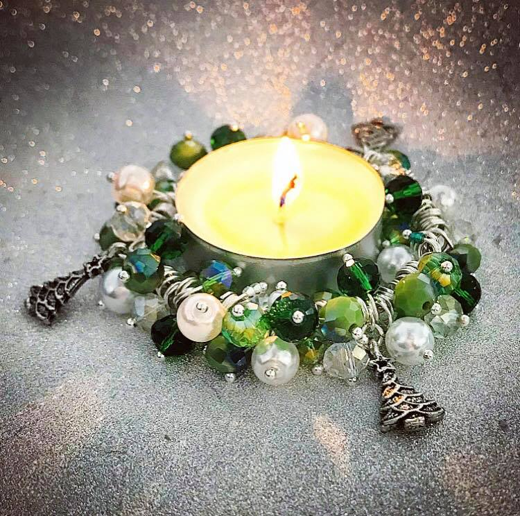 CANDLE KIT, Christmas tree