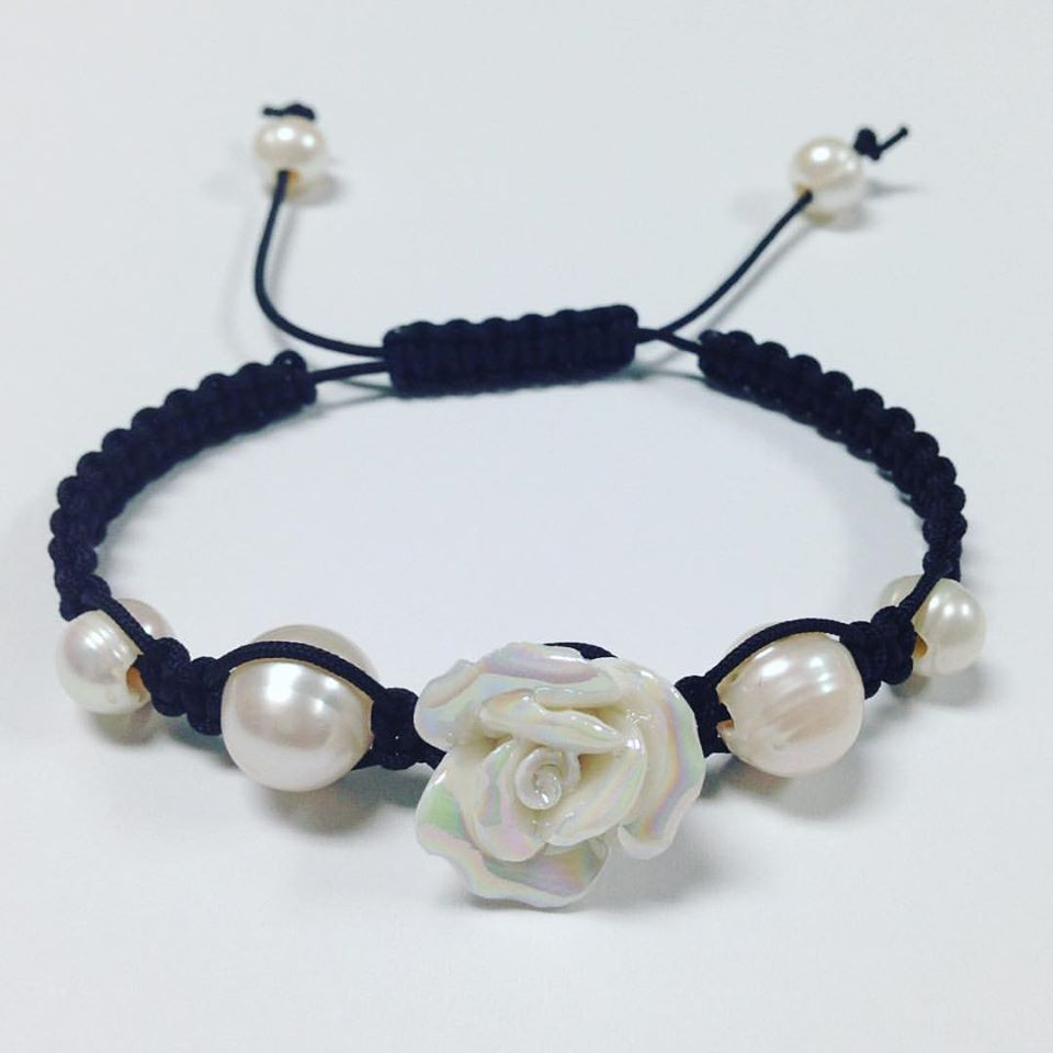 Chinese knotted bracelet, Friday 3/20, 11am-1pm