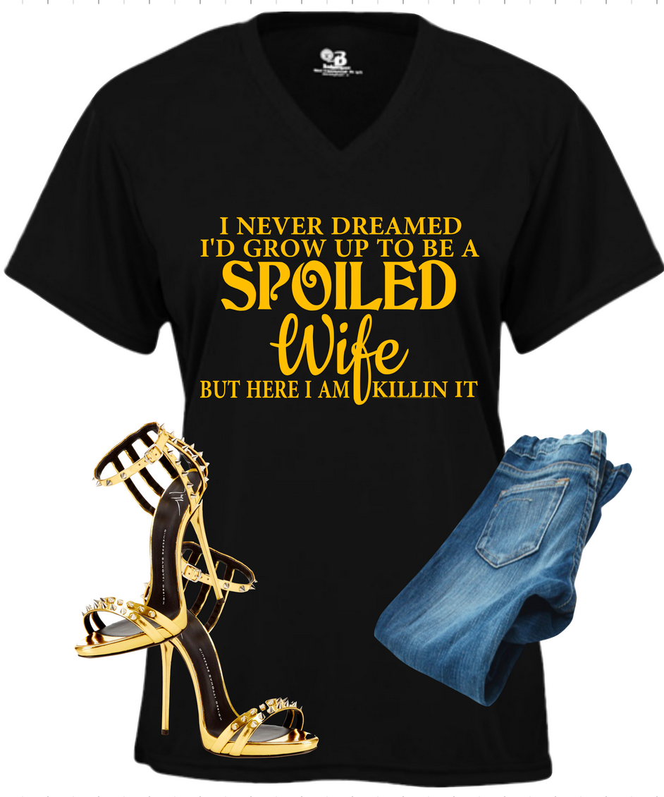 Spoiled Wife T-Shirt