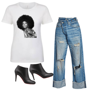 Diana Ross Retro T-Shirt