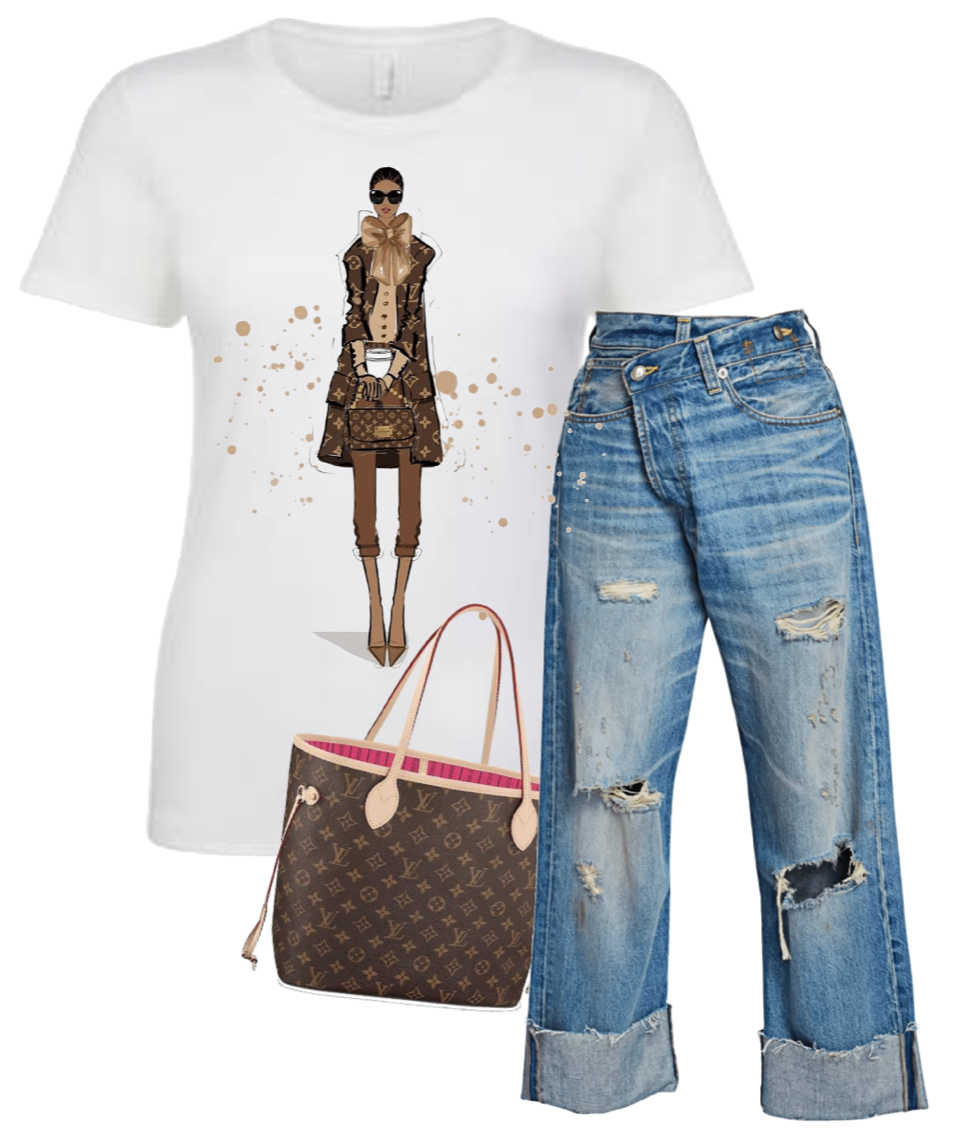 LV Everything T-Shirt