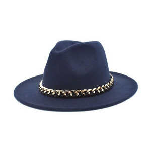 Chained Fedora -Now Shipping