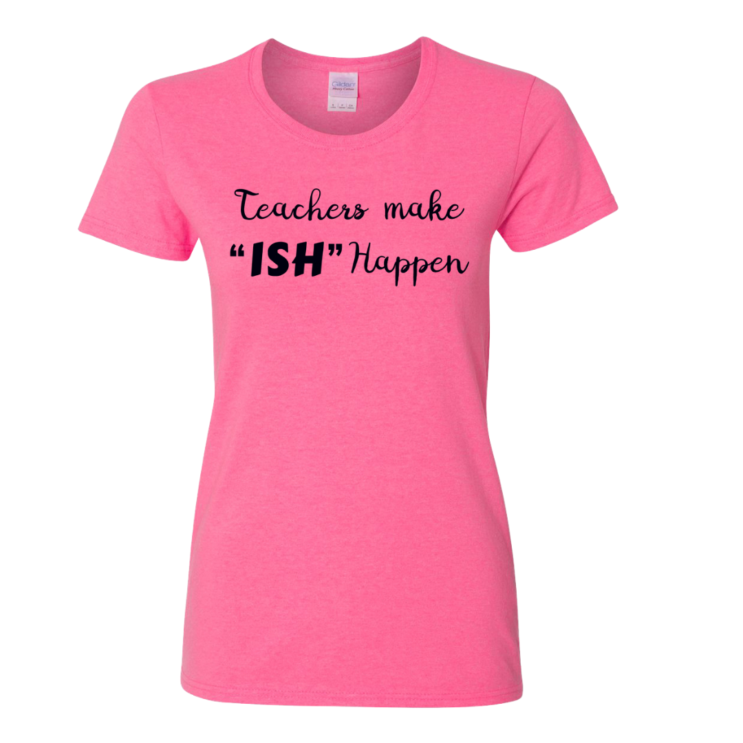 ISH Teacher Tee