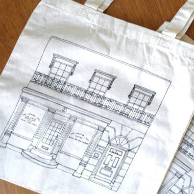 The Curator Tote Bag