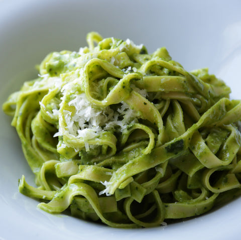 Pesto with Basil, Greens, Lemon and Almonds 200gr