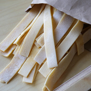 Pappardelle (single portion)