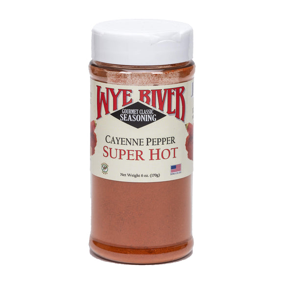 Cayenne Pepper Super Hot
