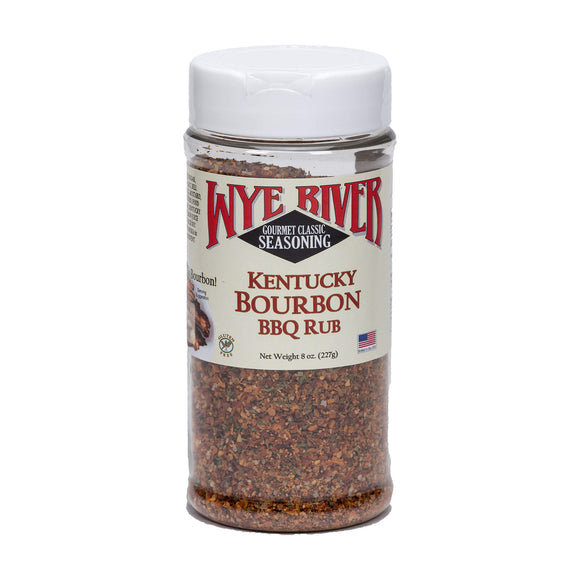 Kentucky Bourbon BBQ Rub