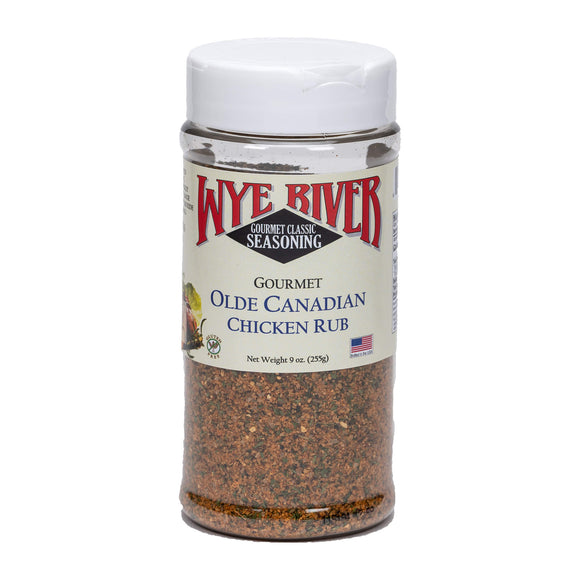 Olde Canadian Chicken Rub
