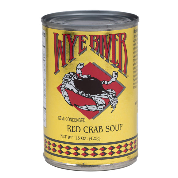 Red Crab Soup 15 oz Semi-Condensed