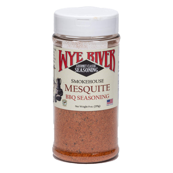 Smokehouse Mesquite BBQ Rub