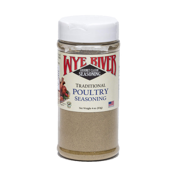 Traditional Poultry Seasoning