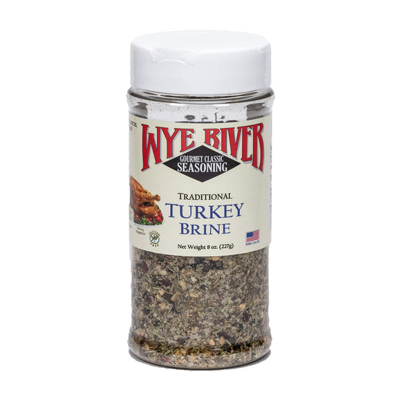 Traditional Turkey Brine