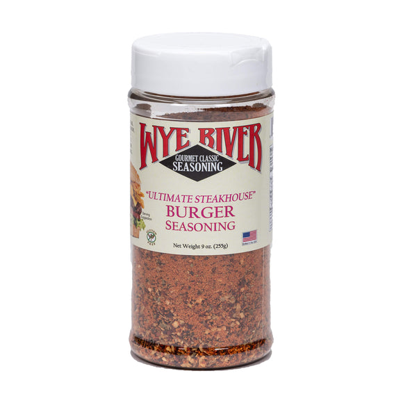 Ultimate Steakhouse Burger Seasoning