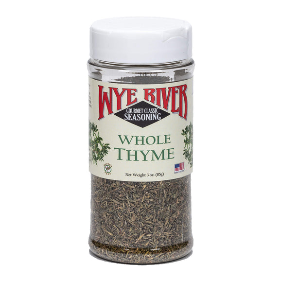 Whole Thyme
