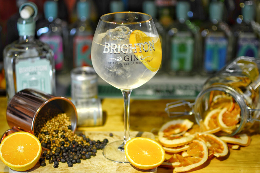 Brighton Gin & Tonic
