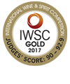 IWSC Awards 2017 Winner