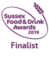Sussex Food & Drink Awards Finalist