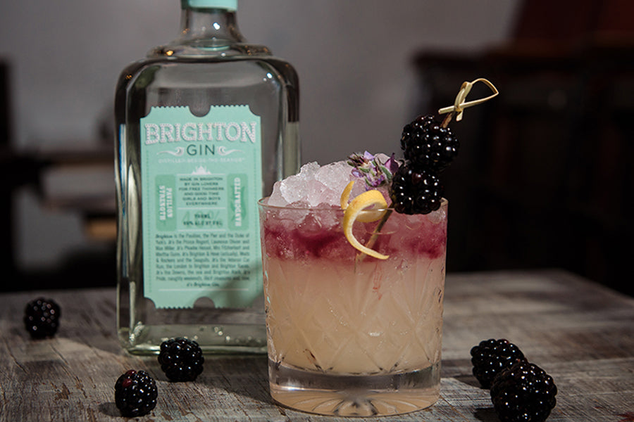 Brighton Ginble - Cocktails & Recipes