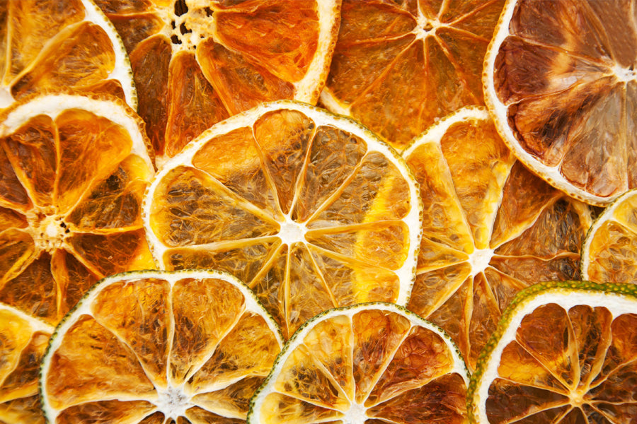 Dried Orange Decoration