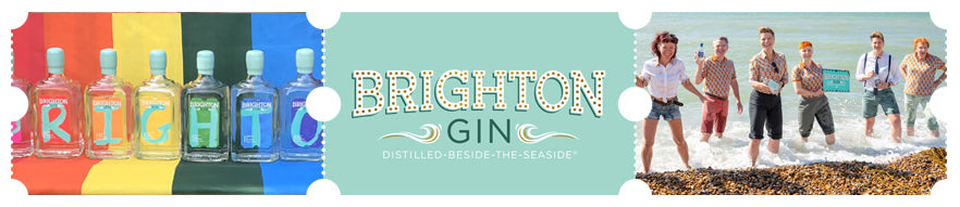 Brighton Gin - supporting community and Brighton Pride