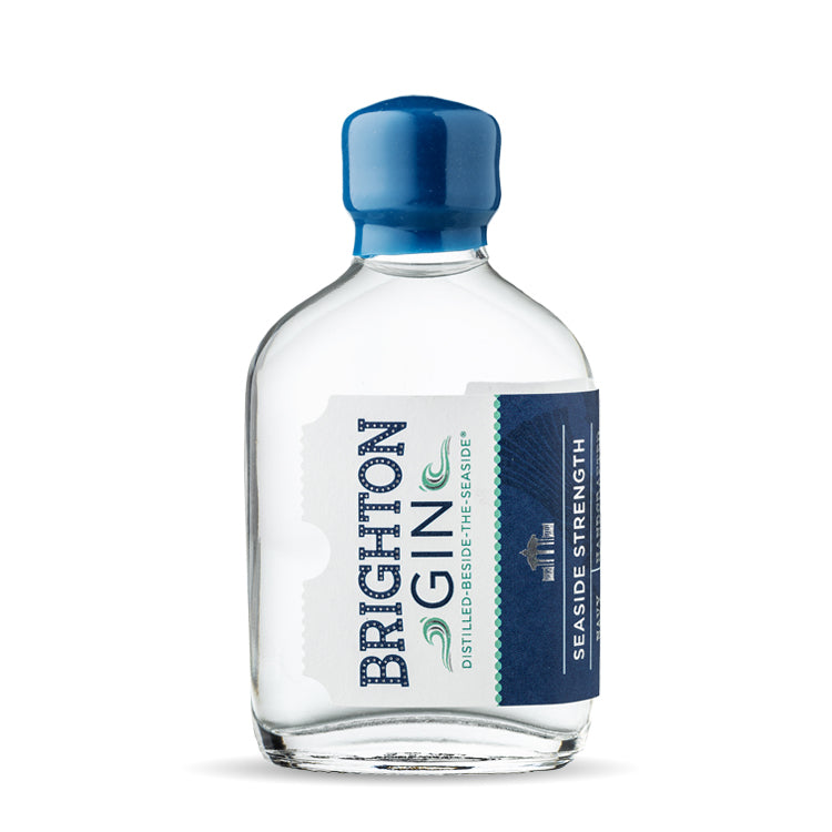 50ml Miniature Brighton Gin Seaside (57% abv)