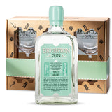 Brighton Gin Gift Sets with 2 gin glasses - 700ml Pavilion 40%