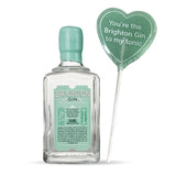 Brighton Gin Lollipop & 350ml Bottle