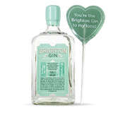 Brighton Gin Lollipop & 700ml Bottle