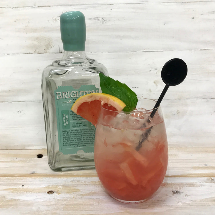 Brighton Gin Cocktail