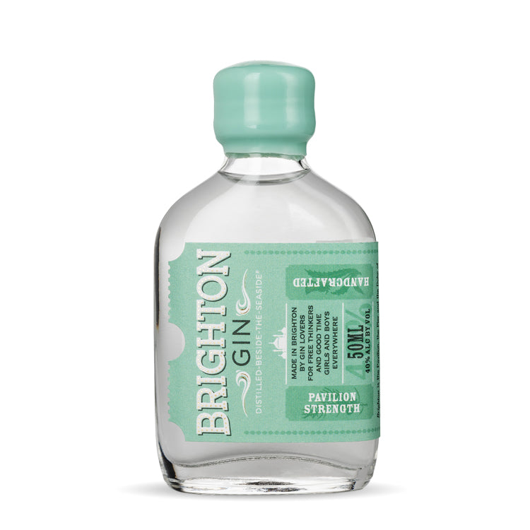 Brighton Gin Miniature 50ml
