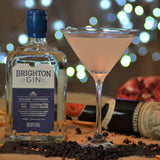 Brighton Gin navy gin cocktail