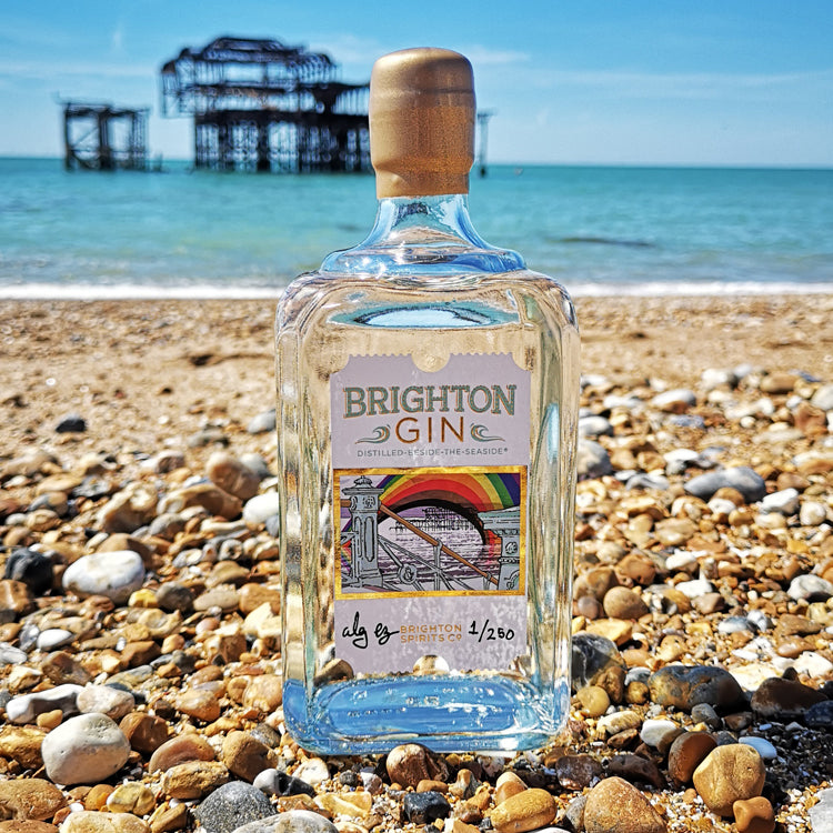 Brighton Gin Limited Edition Pride 2020 Bottle