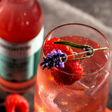 ready to drink raspberry crush from Brighton Gin