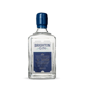 Brighton Gin - 350ml Bottle Seaside Strength Navy Gin (57% ABV)