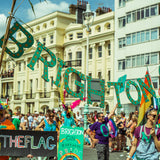 Brighton Gin supports Brighton Pride