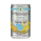 Folkington's Perfectly Light Tonic Water 150ml can